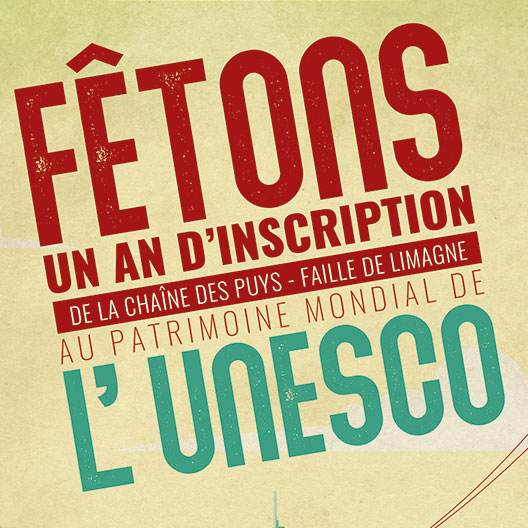 Un an d'inscription à l'UNESCO