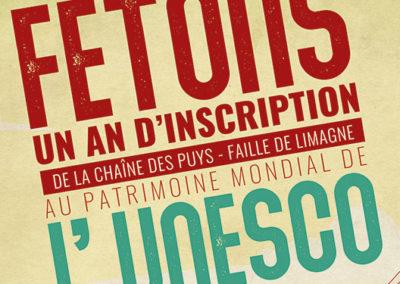 Un an d'inscription à l'UNESCO