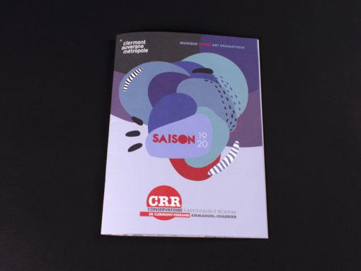 Programme du Conservatoire Emmanuel-Chabrier