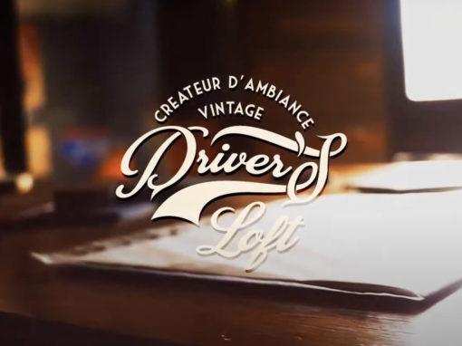 Driver's Loft – Vidéo de présentation et site internet