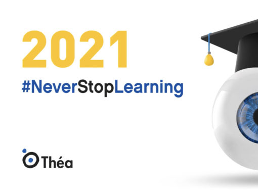 Laboratoires Théa – Vœux 2021
