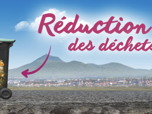 Clermont Auvergne Métropole – Valorisation des déchets
